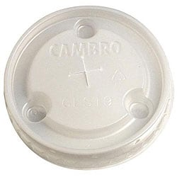 Cambro Medium Tight-Fitting Disposable Lids (1000 Count)