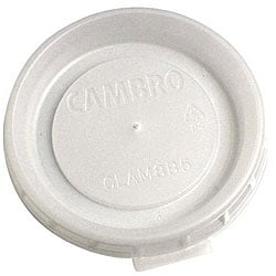 Cambro Disposable Mug Bowl Lids (2000 Count)