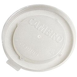 Cambro Disposable Large Bowl Lids (1000 Count)