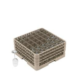 Traex 36-compartment Glass Rack with Extender