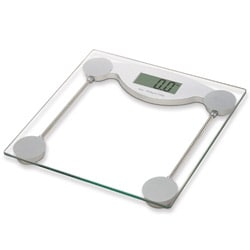Tempered Glass Digital Bathroom Scale