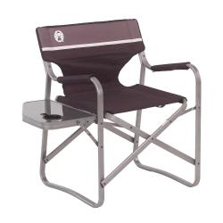 Coleman Elite Deck Chair with Table