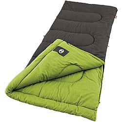 Coleman Duck Harbor Rectangular Cool Weather Sleeping Bag
