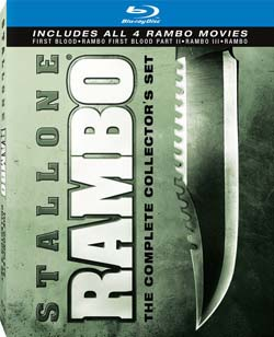 Rambo Complete Collection (Blu-ray Disc) 6708278