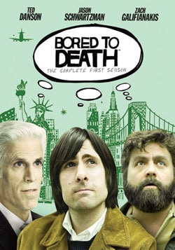 Bored To Death: The Complete First Season (DVD) 6709603