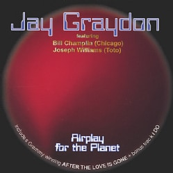 JAY GRAYDON - AIRPLAY FOR THE PLANET 6740314