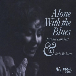 JEANNIE LAMBERT - ALONE WITH THE BLUES 6802455