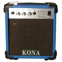Kona 10-watt Blue Electric Guitar Amplifier