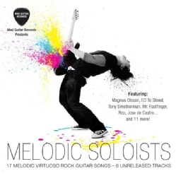 MELODIC SOLOISTS - MELODIC SOLOISTS 6855177