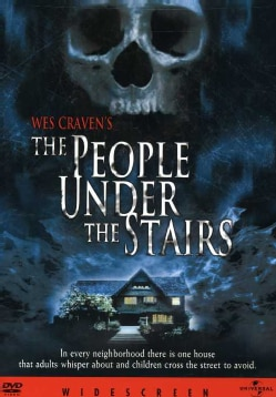 People Under The Stairs (DVD) 558444