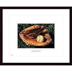 Don Marquess 'Caught' Framed Print