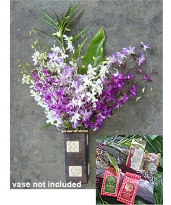 Hawaii Orchid Big Island Gift Box