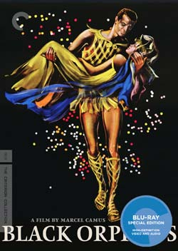 Black Orpheus - Criterion Collection (Blu-ray Disc) 6893934
