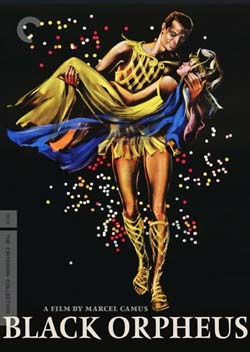 Black Orpheus - Criterion Collection (DVD) 6893935