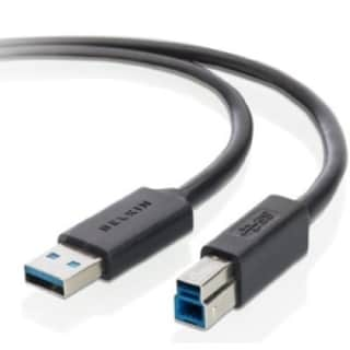 Belkin F3U159B10 USB 3.0 Cable Adapter