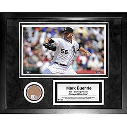Steiner Sports Mark Buehrle Mini Dirt Collage
