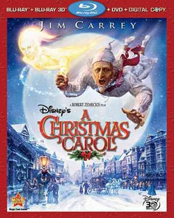 Disney's A Christmas Carol (Blu-ray/DVD) 6919551