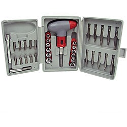 36-piece Power Screwdriver Socket/ Bit Set (Case of 24)