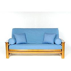 Lifestyle Covers Bluebonnet Full-size Futon Cover