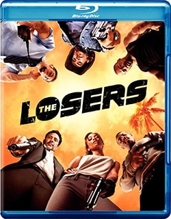 The Losers (Blu-ray/DVD) 6936601