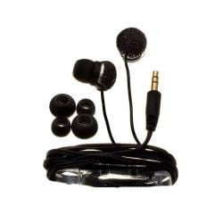 Nemo Digital Black Crystal Pave Ball Earbud Headphones 6949655