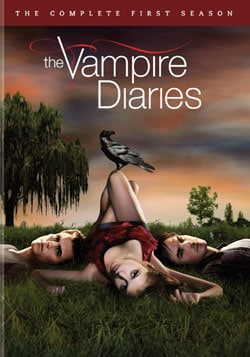 The Vampire Diaries: The Complete First Season (DVD) 6953801