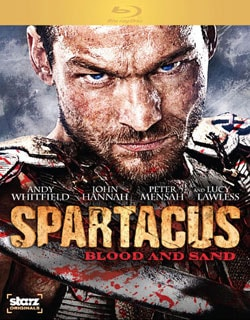 Spartacus: Blood and Sand - The Complete First Season (Blu-ray Disc) 6955418