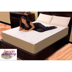 Orthopedic 12-inch Twin-size 4-layer Memory Foam / Latex Mattress