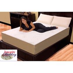 Orthopedic 12-inch California King-size 4-layer Memory Foam / Latex Mattress