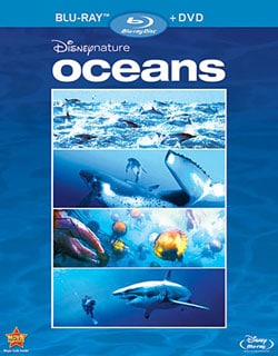 Disneynature: Oceans (Blu-ray/DVD) 6960045