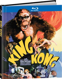 King Kong DigiBook (Blu-ray Disc) 6964138