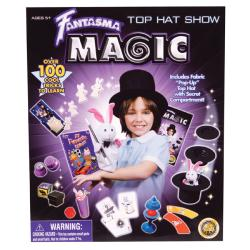 Abracadabra Show Top Hat