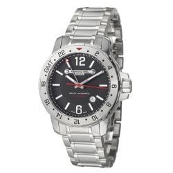 Raymond Weil Men's 'Nabucco' Stainless Steel Automatic Watch