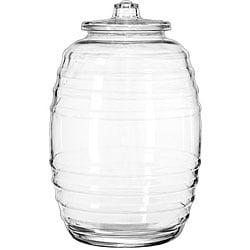 Libbey 20-liter Lidded Barrel