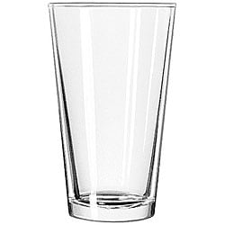 Libbey Heat Treated 20-oz Mixing Glass (Case of 24)
