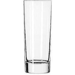 Libbey Sheer Rim 12-oz Glasses (Case of 24)