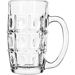 Libbey 12-oz Vienna Steins (Case of 24)