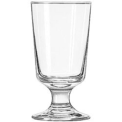 Libbey 8-oz Embassy Footed Hi-ball Glasses (Case of 24) 6985825