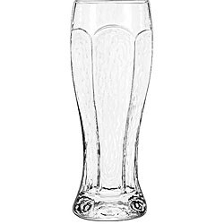 Libbey 23-oz Chivalry Pilsner Glasses (Pack of 12) 6985869