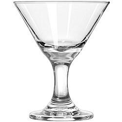 Libbey Embassy 3-oz Mini Martini Glasses (Pack of 12)