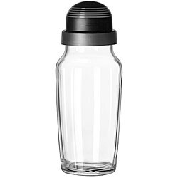 Libbey Black Lid 50-oz Shakers (Pack of 12)
