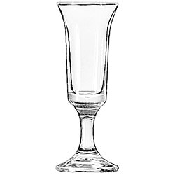 Libbey Embassy 1-oz Cordial Glasses (Pack of 12)