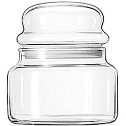 Libbey 15-oz Storage Jars (Pack of 12)