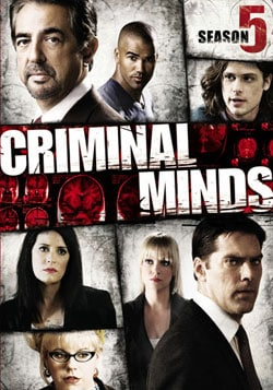 Criminal Minds: The Fifth Season (DVD) 7000249