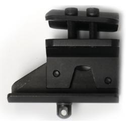 Harris Universal Barrel Clamp Bipod Adapter
