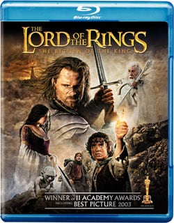 Lord of the Rings: The Return of the King (Blu-ray Disc) 7011554