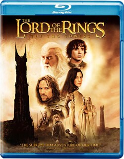 Lord of the Rings: The Two Towers (Blu-ray Disc) 7011555