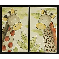Cotton Tale Sumba Wall Art Set
