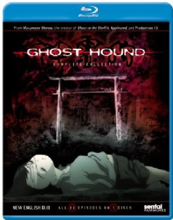 Ghost Hound: The Complete Collection (Blu-ray Disc) 7014755