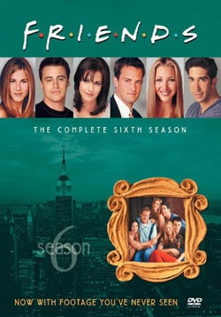Friends: The Complete Sixth Season (DVD) 7014759